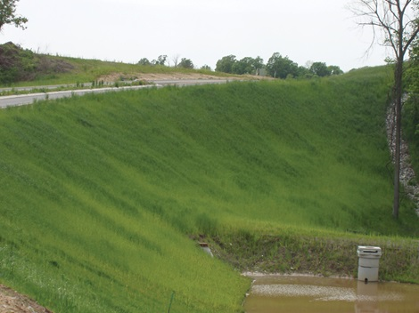 Tensar Erosion Control For Slope Protection Tensar